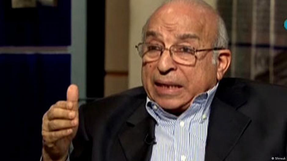 فهمي هويدي: مصر تساند إسرائيل والمبادرة لإحراج الفلسطينيين | DW | 21.07.2014