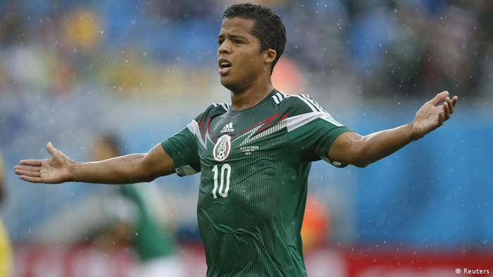 WM 2014 Gruppe A 1. Spieltag Mexiko Kamerun