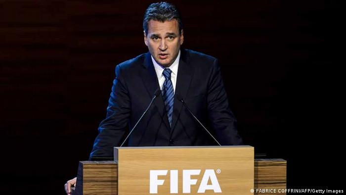 FIFA Michael Garcia (FABRICE COFFRINI/AFP/Getty Images)