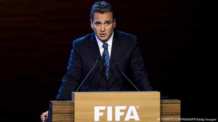 FIFA Michael Garcia
