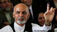 Afghanistan Stichwahl für das Präsidentenamt 14.6.2014