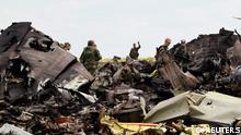 Ukraine Flugzeugabschuss 14.6.2014