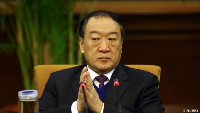 Su Rong Kommunistische Partei China