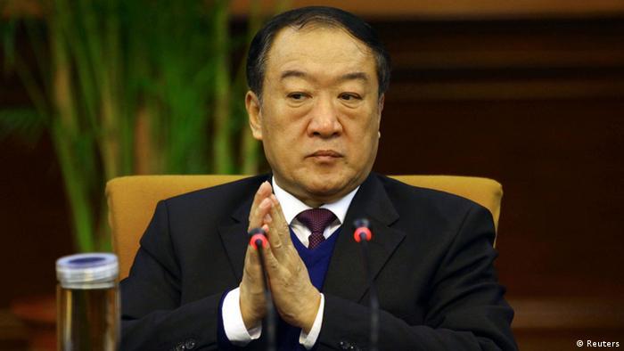 Su Rong Jiangxi KP-Kader 2012 (Reuters)