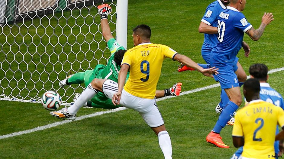 Colombia Uruguay: Colombia Race Past Greece, Costa Rica Shock Uruguay