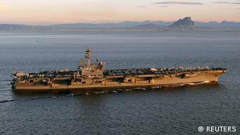 Flugzeugträger USS George H. W. Bush