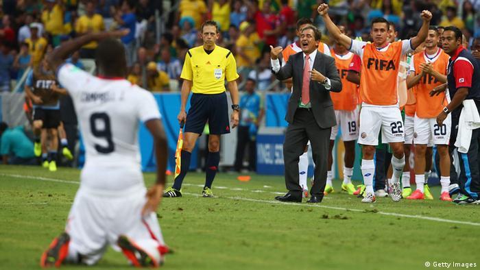 Costa Rica ha sorprendido en el Mundial de Brasil 2014, eliminando a dos grandes de Europa: Italia e Inglaterra.