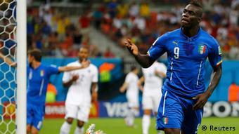 WM 2014 Gruppe D 1. Spieltag England Italien