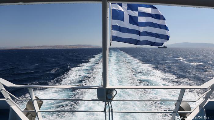 Symbolbild - griechische Reeder drücken Steuerlast (Getty Images/Oli Scarff)