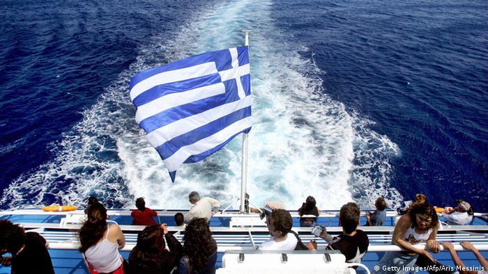 Symbolbild - griechische Reeder drücken Steuerlast