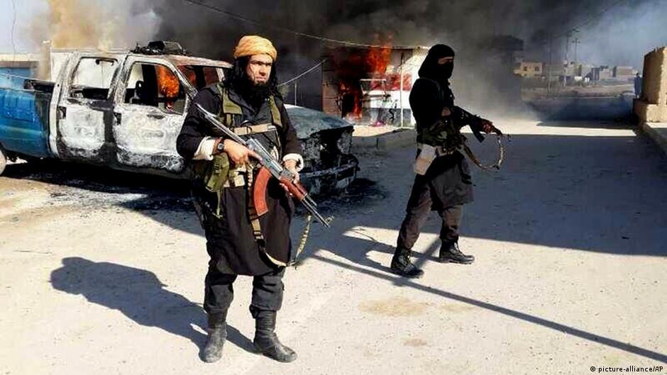 """""""داعش"""" يعدم أكثر من مائتين من أبناء إحدى عشائر الأنبار   DW   02.11.2014"""