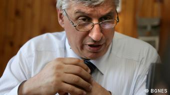 Ivan Neykov Bulgarien Sozialexperte