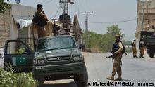 Pakistan Waziristan Armeeoffensive 16.06.2014