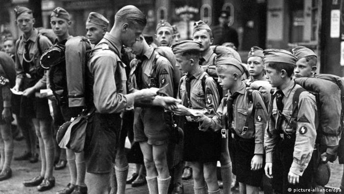 Berlin - Hitlerjugend 1934