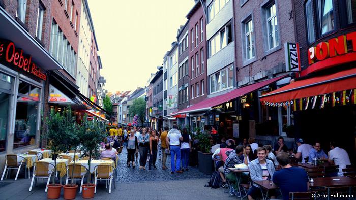 Aachen Pontstraße