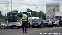 DW Kinshasa hat ein Verkehrsproblem