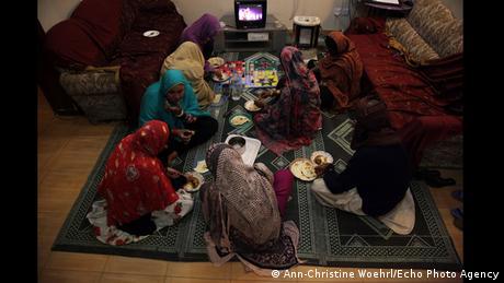 Nusrat aus Pakistan (Foto: Ann-Christine Woehrl/Echo Photo Agency)
