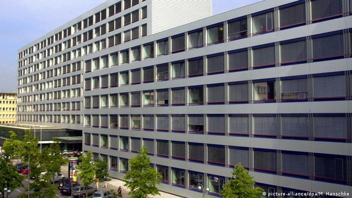 Frankfurt am Main - Oberlandesgericht (picture-alliance/dpa/M. Hanschke)