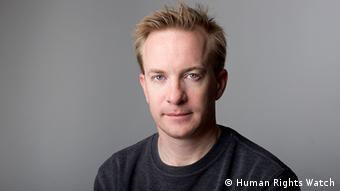 John Sifton, Asia Advocacy Director at Human Rights Watch. Copyright. Human Rights Watch.