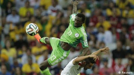 Fußball WM 2014 - Iran Nigeria