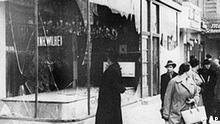 9 de noviembre de 1938: la Noche de los Cristales Rotos, el comienzo de la barbarie.