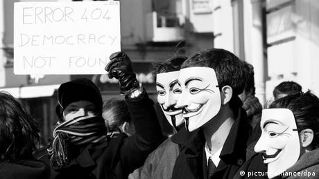 ACTA Demonstration in Perpignan (Foto: Jessica Guiter CODIGNOLA/WORLDPICTURES/MAXPPP)