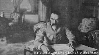 Jozef Pilsudski, a Polish general and later leader of independent Poland after 1918 (picture-alliance/Mary Evans Picture Library)