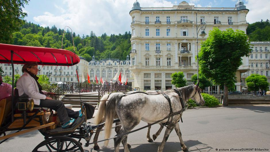 Inside Europe: On the red carpet at Karlovy Vary