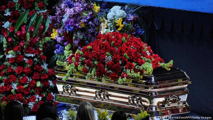 Beerdigung Michael Jacksons