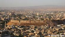 Stadtansicht von Erbil, Irak