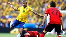 FIFA Fußball WM 2014 Brasilien Mexiko
