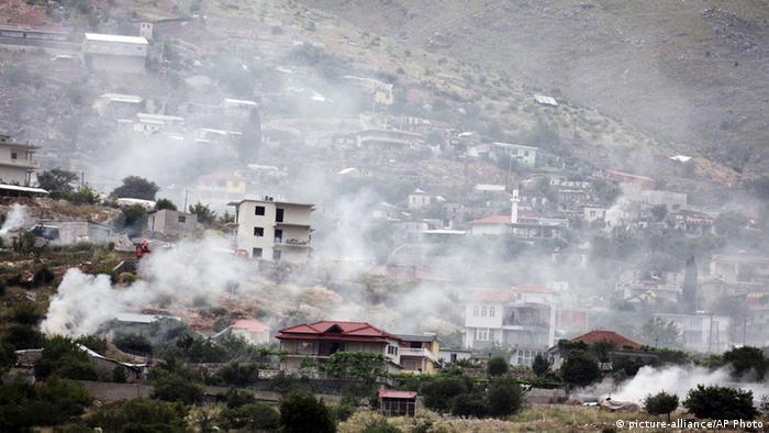 Racija u Lazaratu 2014. Svuda spaljene zalihe kanabisa prije dolaska policije