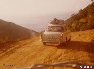 Viagem pela Iugoslávia, agosto de 1972