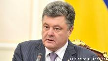 Ukraine Präsident Petro Poroschenko 16.06.2014