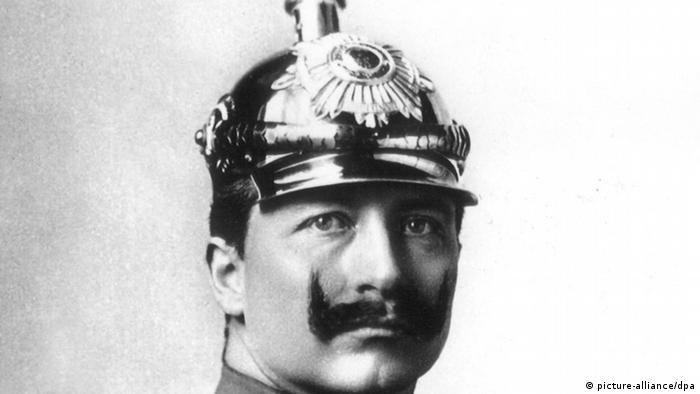Ostatni cesarz Niemiec Wilhelm II