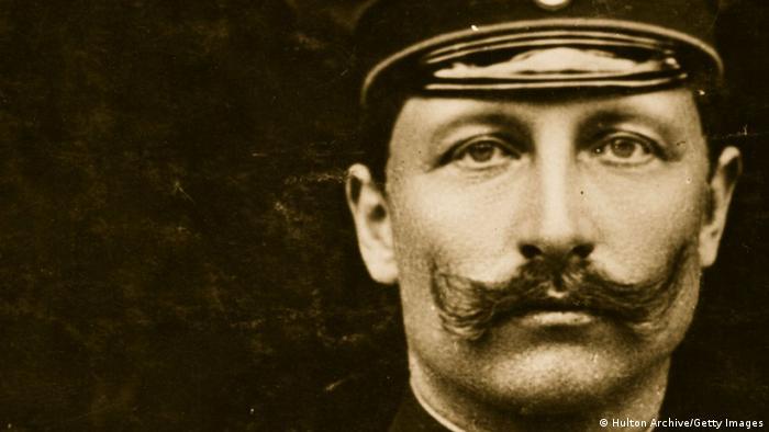 Der letzte deutsche Kaiser Wilhelm II. (Hulton Archive/Getty Images)