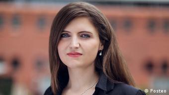 Posteo co-founder Sabrina Loehr