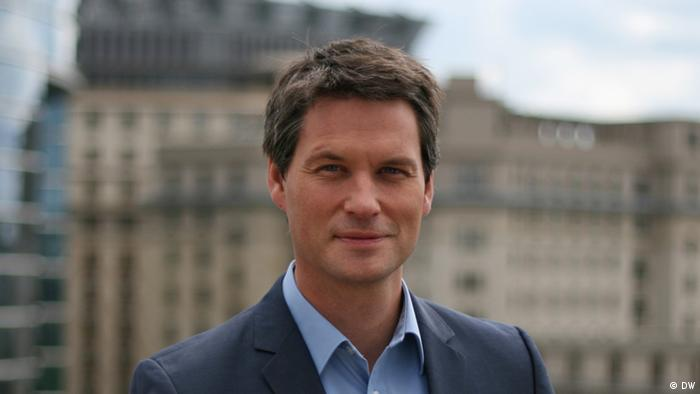 DW-Korrespondent Maximilian Hofmann