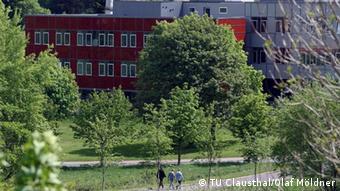 Институт нефти и газа в Техническом университете Клаусталя