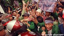 Studentenproteste in Indonesien 1998