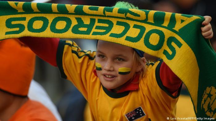 WM 2014 Gruppe B 2. Spieltag Australien Niederlande (Luis Acosta/AFP/Getty Images)