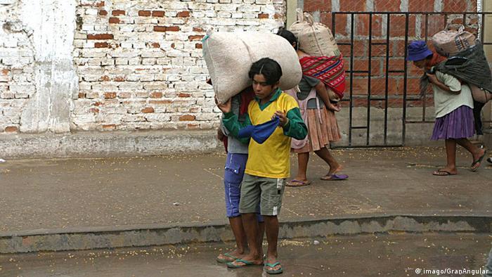 RAd, djeca Bolivija