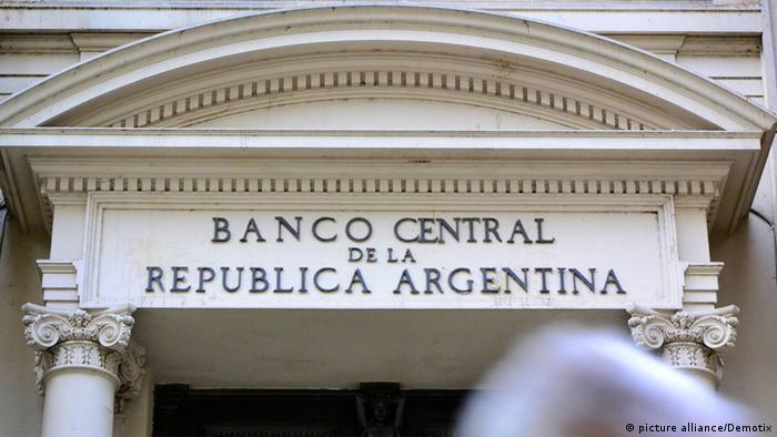Symbolbild Argentinien Wirtschaft Banco Central