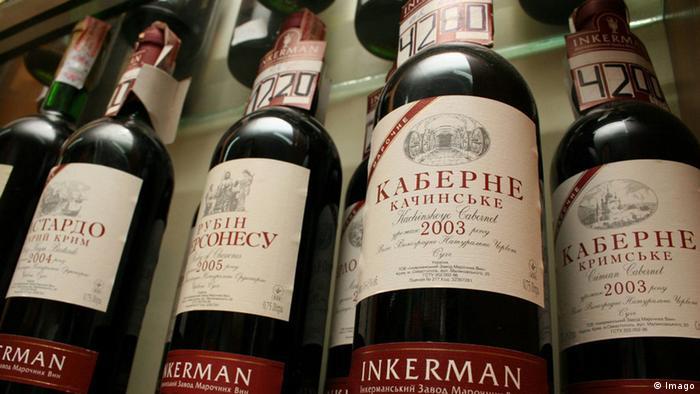 Crimean wine