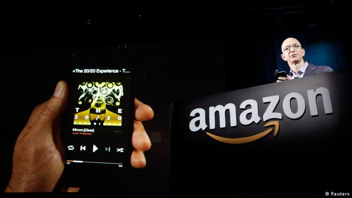 Vorstellung Amazon-Smartphone Fire (Reuters)