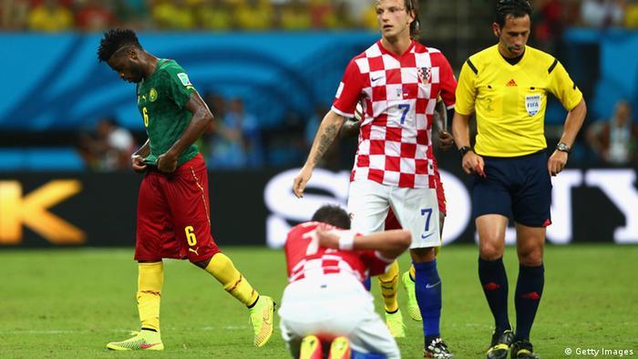 прогноз матчей камерун-хорватия чемпионат мира