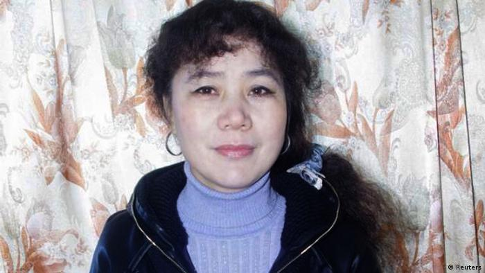 China Aktivistin Liu Ping verurteilt
