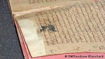 Manuscript from Timbuktu