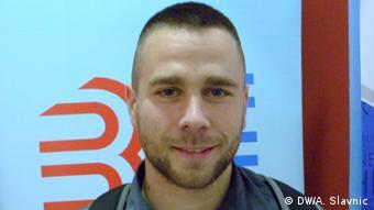 Dario Vujinović je jedan od mladih koji se trudi ali ne vidi perspektivu u BiH