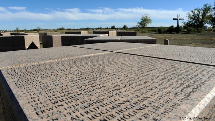 Rossoshka memorial cemetery (VDK e. V./Uwe Zucchi)